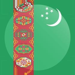Republic of Turkmenistan, Ashgabat